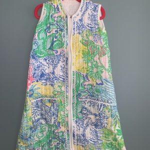 Lilly Pulitzer Pajamas - Lilly Pulitzer/Pottery Barn Wearable Sleep Sack